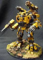 Deff Knight by Solav