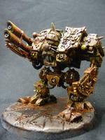 Death guard Dreadnought by Solav