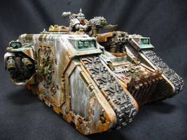 Lord's of Decay Deathguard Land Raider by Solav