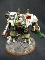 MKIV IRON CLAD DREADNOUGHT by Solav