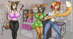 Porn Store'10k monicle View' by CatgirlCarmon