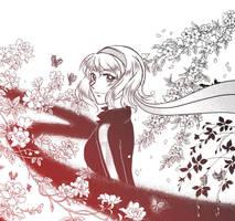 Keiko Ishinomori - Screentoned by kabocha