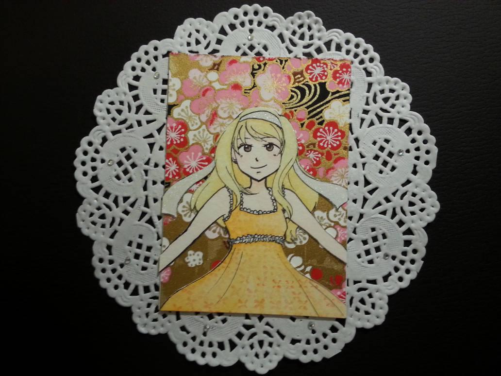 Fancy Keiko by kabocha