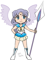 Sailor Shooting Star by kabocha