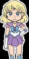 Sailor Galactic by kabocha