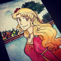 Lady Aura by kabocha