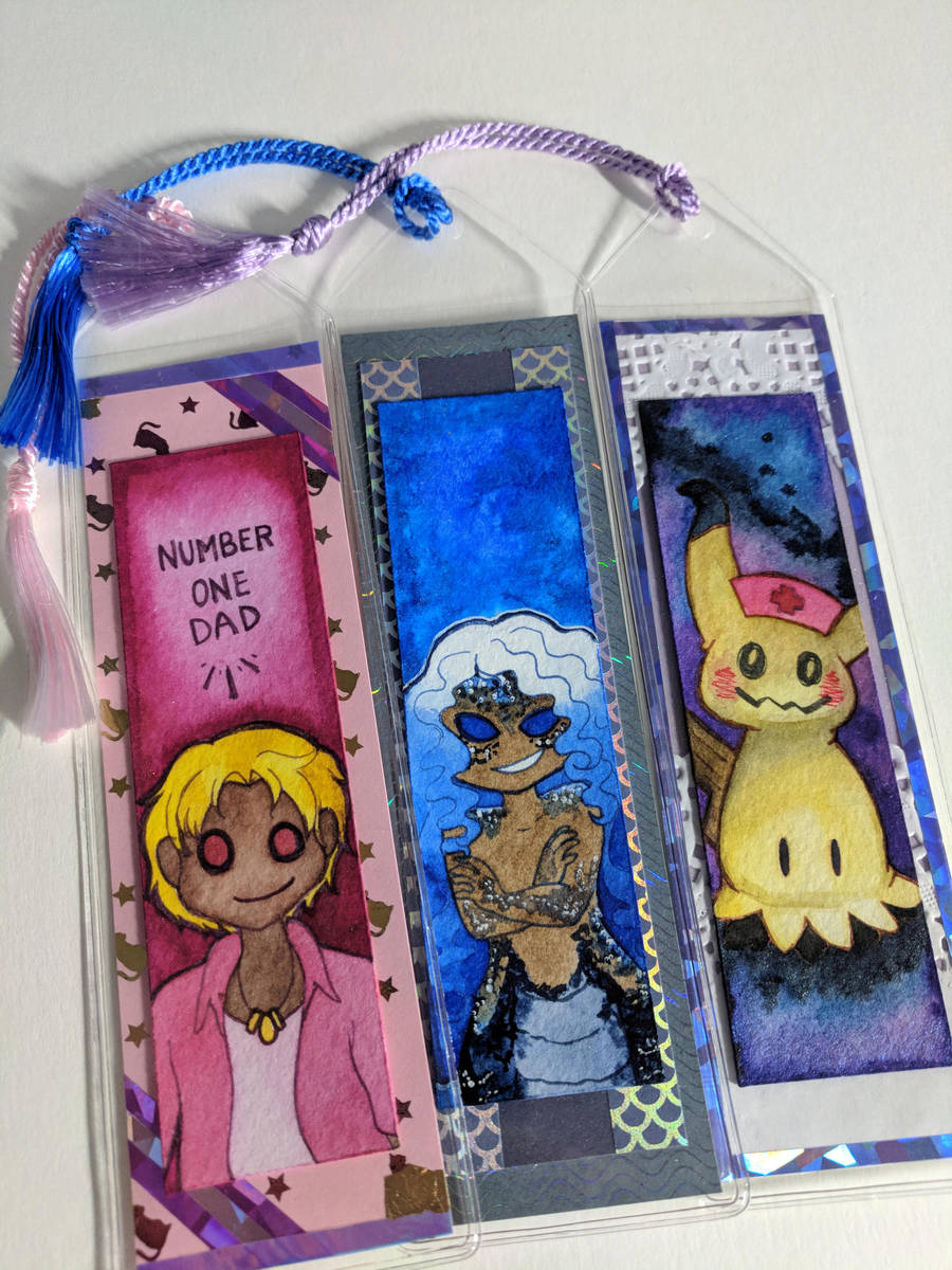 Bookmarks for GZ by kabocha