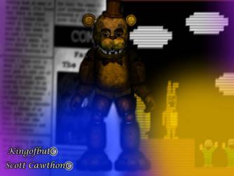 Spring Freddy by kingofbut