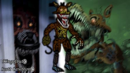 Twisted Foxy by kingofbut