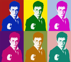 .harry warhol. by madness-lollipop