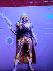 My Hunter Pre-forsaken2 by MegaScarletsteam