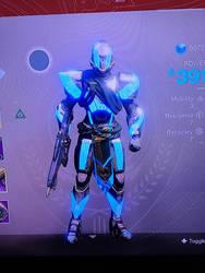 My Titan Pre-forsaken2 by MegaScarletsteam