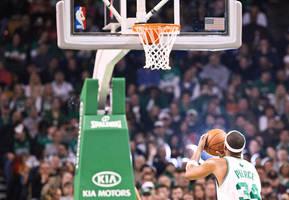 Boston Celtics 3 by henster311