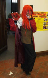 Uchi-Con 2010 -Grell Sutcliffe by 2Dlover