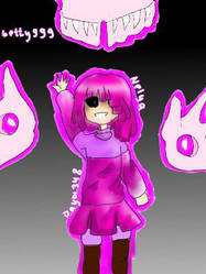 Betty FAV CHARCTER IN GLITCHTALE by Dayalonsi348