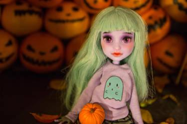 Happy Halloween! by Szklanooka