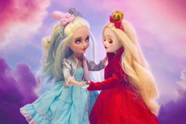 Princesses by Szklanooka