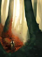 Walk through the red side by globulr