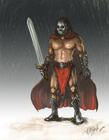 Warrior by Burov