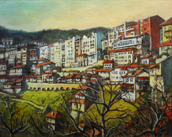 Veliko Turnovo by Burov