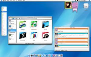 August Desktop by jeayese