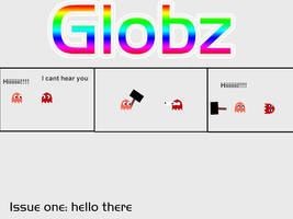 Globz Issue 1 by jeayese