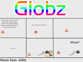 Globz Issue 2 by jeayese