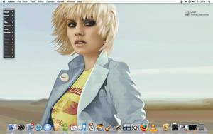September 2008 Desktop by jeayese