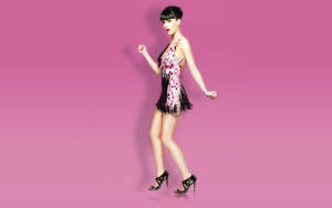 Wallpaper: Katy Perry by jeayese