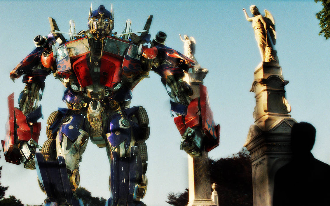 Optimus Reloaded by jeayese