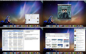 December Desktop 2009 by jeayese