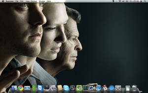 Macbook Desktop October 2010 by jeayese