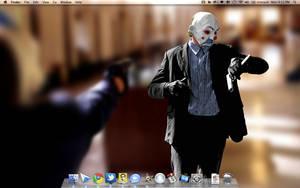 My February Macbook Desktop by jeayese