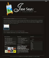 Jase Says: by jeayese