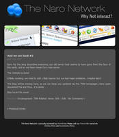 The Naro Network by jeayese