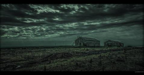 Hangars by xAgNO3x