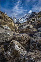Path to White Stones by xAgNO3x
