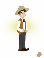 Cowboy boy by Worldboy1
