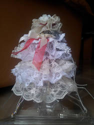 Shabby Christmas Tree by Anto106