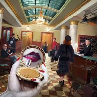 The Grand International Hotel by JeffLeeJohnson