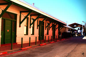 New Braunfels Train Museum by PhillyPuddy