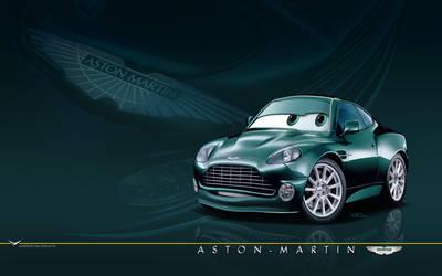 Cars   Aston Martin by danyboz