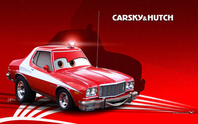 Cars | Carsky and Hutch by danyboz