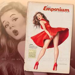 Elena | Calendar Girl by danyboz