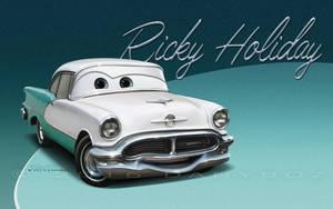 Cars | Ricky Holiday by danyboz
