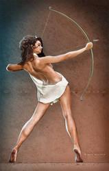 Artemis by danyboz