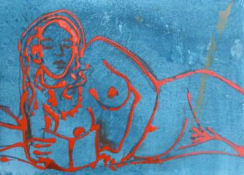 nude reading by hamishgordon