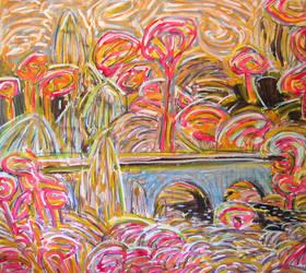 oil sketch by hamishgordon