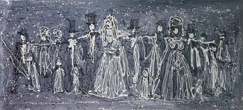 the wedding party by hamishgordon