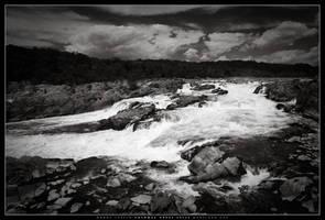 Potomac great falls II by dlacko